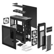 کیس کامپیوتر گرین مدل Z2 Plus Hero