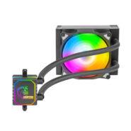 خنک کننده پردازنده گرین مدل  GLACIER 120 ARGB